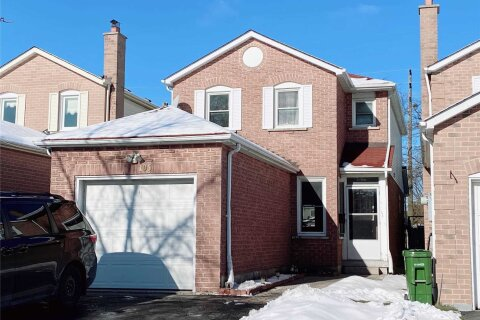 House for rent at 195 Enchanted Hills Cres Toronto Ontario - MLS: E5078932