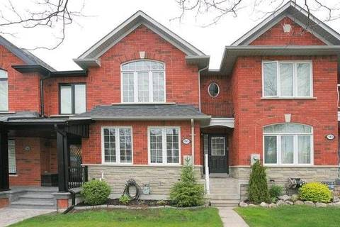 Townhouse for sale at 195 Equator Cres Vaughan Ontario - MLS: N4460050