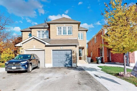Townhouse for sale at 195 Fernforest Dr Brampton Ontario - MLS: W4966762