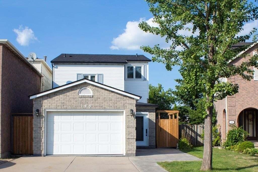 House for sale at 195 Garden Cres Hamilton Ontario - MLS: H4084968