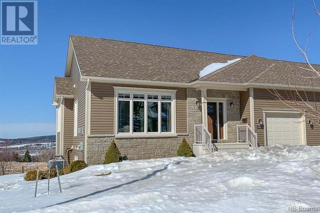 House for sale at 195 Garden St Fredericton New Brunswick - MLS: NB042045