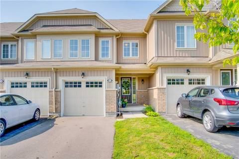 Townhouse for sale at 195 Gowland Dr Binbrook Ontario - MLS: H4058228