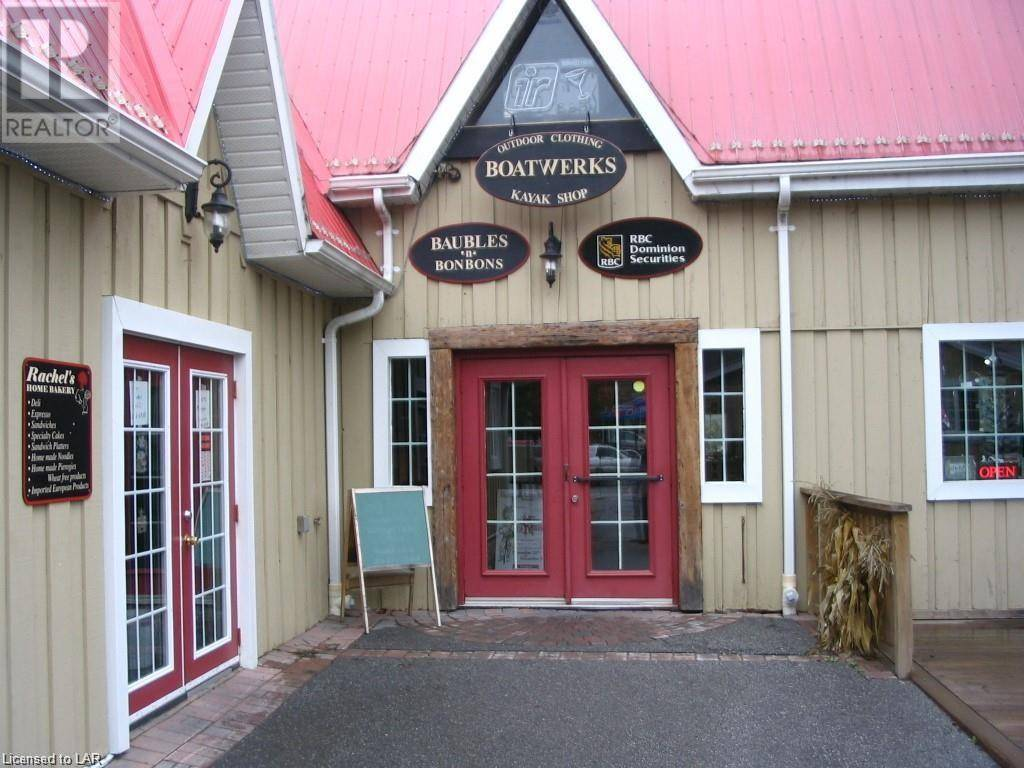 Commercial property for lease at 195 Highland St Haliburton Ontario - MLS: 244282