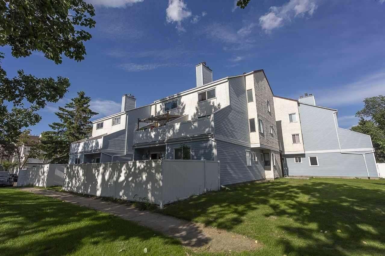 Townhouse for sale at 195 Lancaster Tc NW Edmonton Alberta - MLS: E4206160