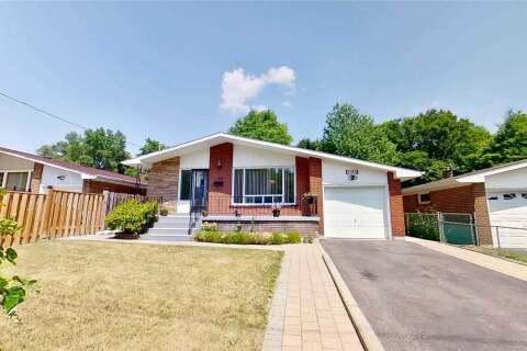 House for sale at 195 Orton Park Rd Toronto Ontario - MLS: E4815920