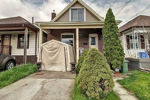House for sale at 195 Province St Hamilton Ontario - MLS: X4454659