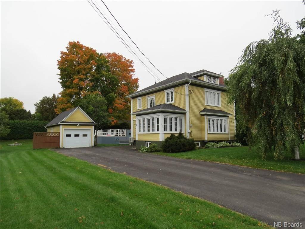 House for sale at 195 Sheriff St Grand Sault/grand Falls New Brunswick - MLS: NB034560