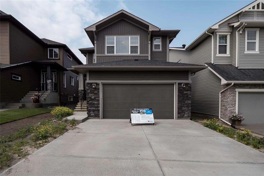 House for sale at 195 Sherview Ht NW Sherwood, Calgary Alberta - MLS: C4299647
