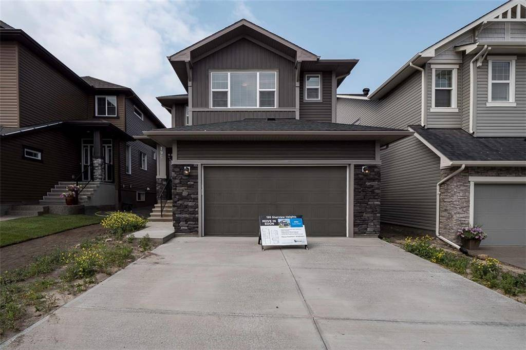 House for sale at 195 Sherview Ht Nw Sherwood, Calgary Alberta - MLS: C4257446