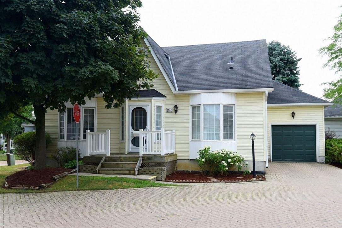 House for sale at 195 Silverbirch Blvd Glanbrook Ontario - MLS: H4090479
