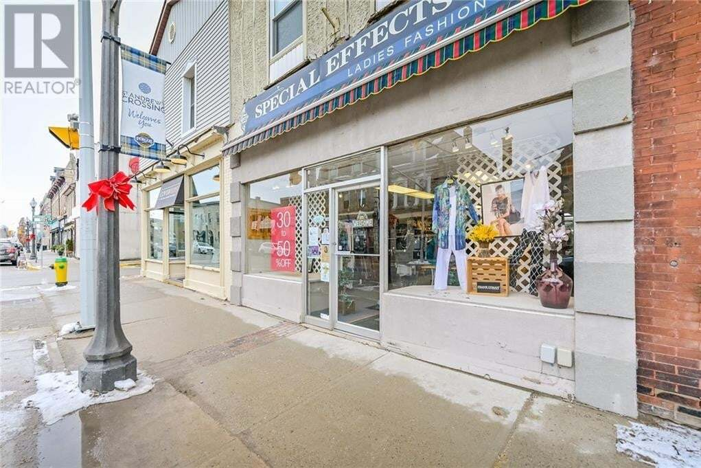 Commercial property for sale at 195 St Andrew St West Fergus Ontario - MLS: 30787771