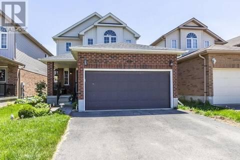 House for sale at 195 Steepleridge St Kitchener Ontario - MLS: 30736972