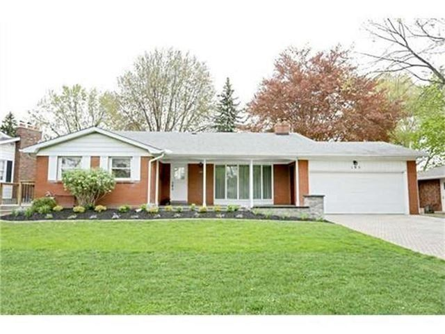 For Sale: 195 Third Line, Oakville, ON   4 Bed, 2 Bath House for $1,099,000. See 12 photos!