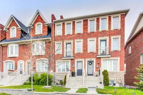 Townhouse for sale at 195 Torbarrie Rd Toronto Ontario - MLS: W4769391