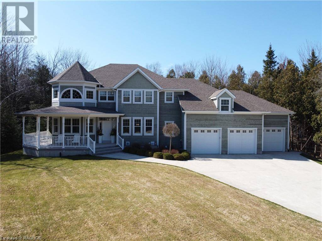 House for sale at 195 Trillium Dr Saugeen Shores Ontario - MLS: 244246