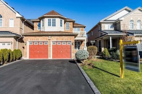 House for sale at 195 Vintage Gt Brampton Ontario - MLS: W5002368