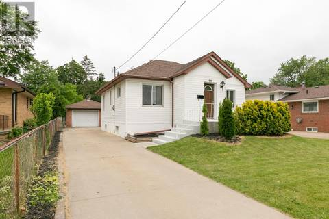 House for sale at 1951 Jefferson St  Windsor Ontario - MLS: 19020154