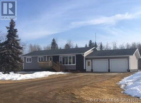 House for sale at 19527 772 Smokey River  Smoky River, Md Alberta - MLS: GP213570