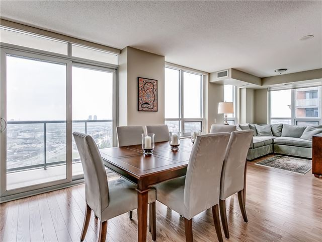 For Sale: 1954 - 25 Viking Lane, Toronto, ON   2 Bed, 2 Bath Condo for $598,000. See 18 photos!