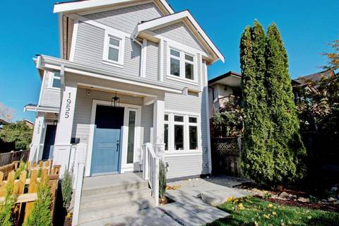 Townhouse for sale at 1955 4th Ave E Vancouver British Columbia - MLS: R2415967