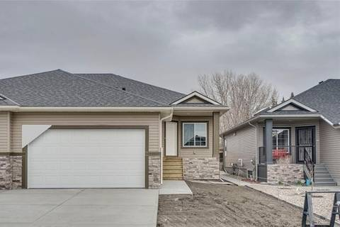 Townhouse for sale at 1955 High Park Circ Northwest High River Alberta - MLS: C4244626