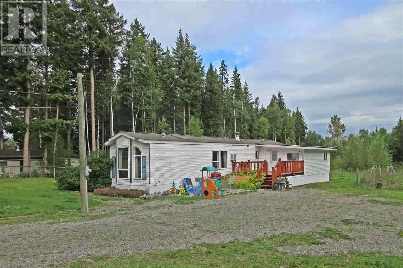 Residential property for sale at 1955 Roan Rd Quesnel British Columbia - MLS: R2459516