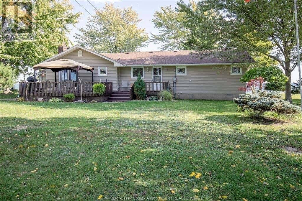 House for sale at 1956 Ocean Line Chatham-kent Ontario - MLS: 20013485