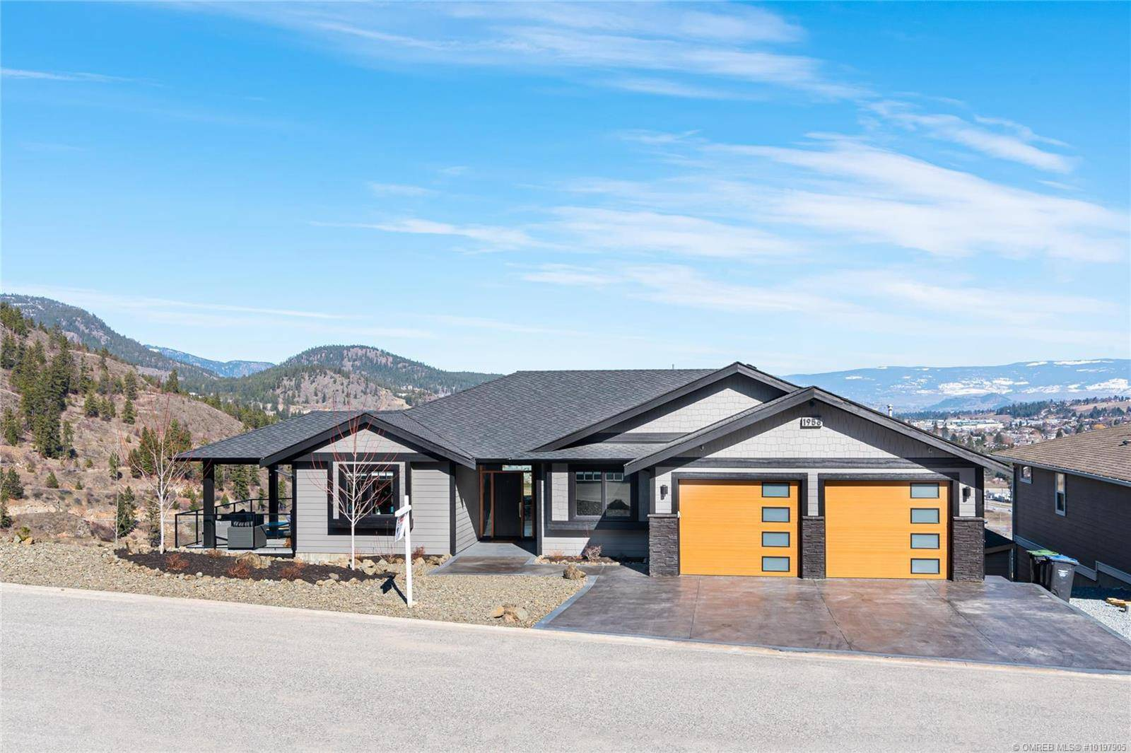 House for sale at 1956 Upper Sundance Dr West Kelowna British Columbia - MLS: 10197905