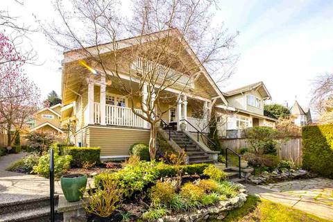 Townhouse for sale at 1956 14th Ave W Vancouver British Columbia - MLS: R2452367