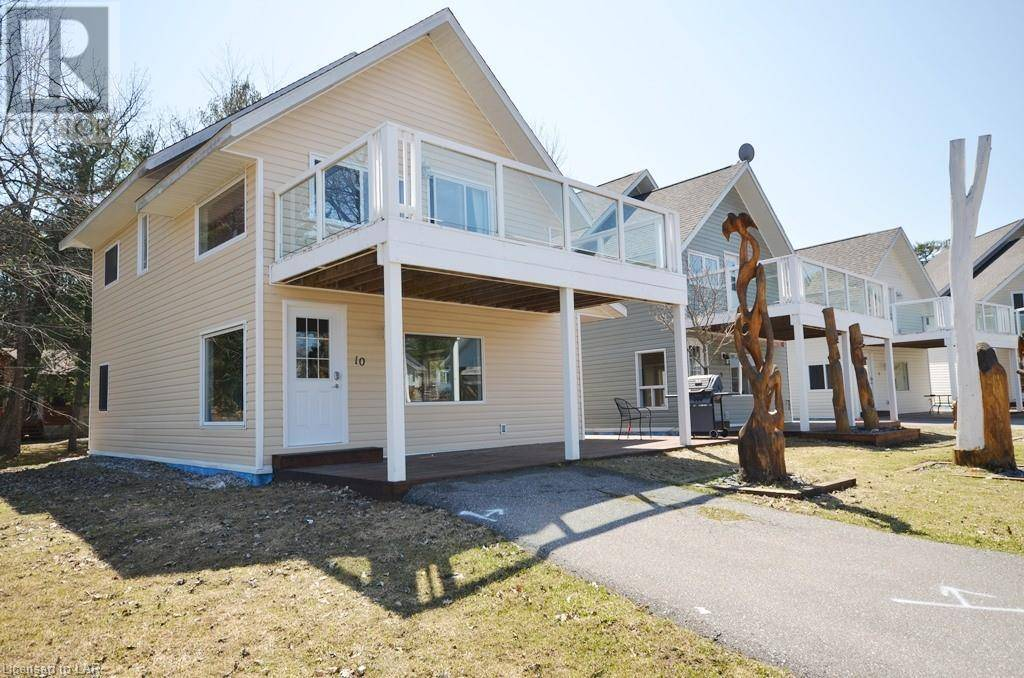 House for sale at 10 Peninsula Point Rd Unit 1959 Severn Ontario - MLS: 251903