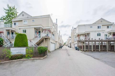 Townhouse for sale at 10077 156 St Unit 196 Surrey British Columbia - MLS: R2386558