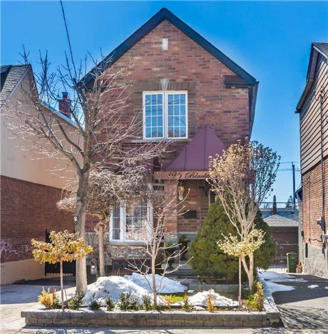 For Sale: 196 Blackthorn Avenue, Toronto, ON | 3 Bed, 2 Bath House for $1,150,000. See 20 photos!