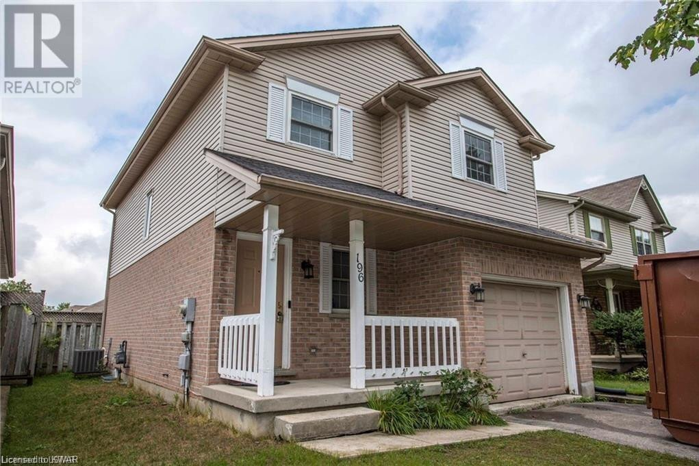 House for sale at 196 Bournemouth Dr London Ontario - MLS: 40046970