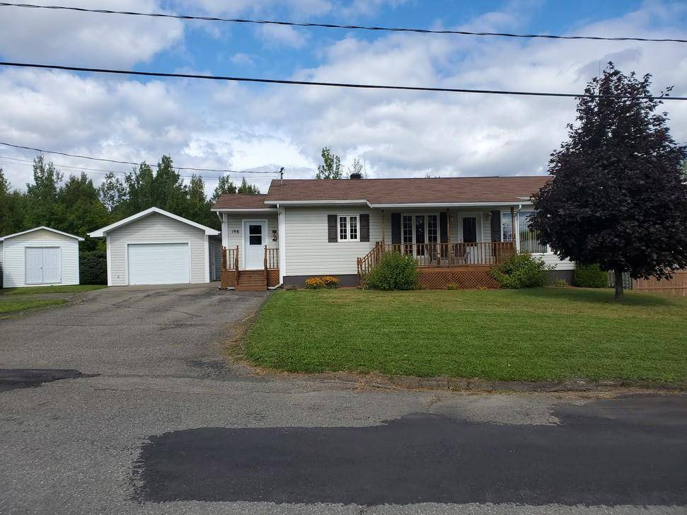 House for sale at 196 Caswell St Grand Sault/grand Falls New Brunswick - MLS: NB033167