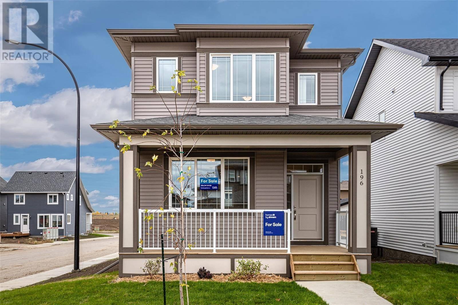 House for sale at 196 Dubois Cres Saskatoon Saskatchewan - MLS: SK789044
