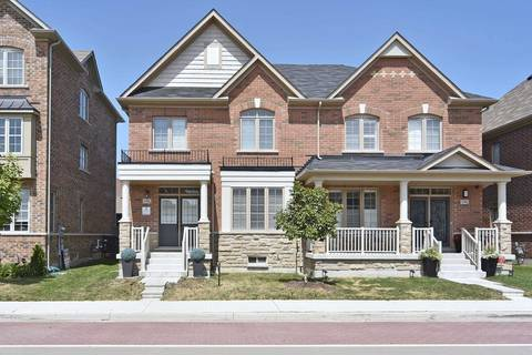 Townhouse for sale at 196 East Corners Blvd Vaughan Ontario - MLS: N4536213