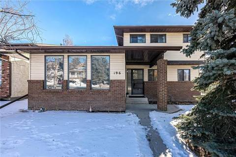 House for sale at 196 Edgedale Dr Northwest Calgary Alberta - MLS: C4288236