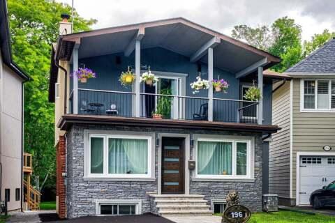 House for sale at 196 Lake Promenade  Toronto Ontario - MLS: W4884386