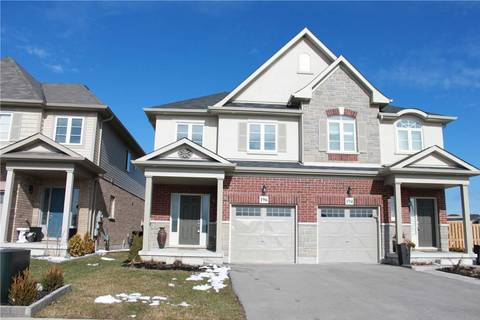 Townhouse for rent at 196 Lormont Blvd Hamilton Ontario - MLS: X4685010