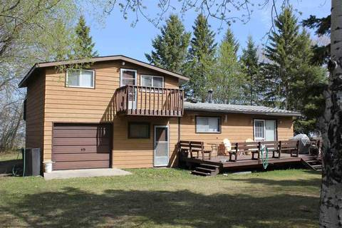 House for sale at 196 Muriel Lake Dr Rural Bonnyville M.d. Alberta - MLS: E4149683