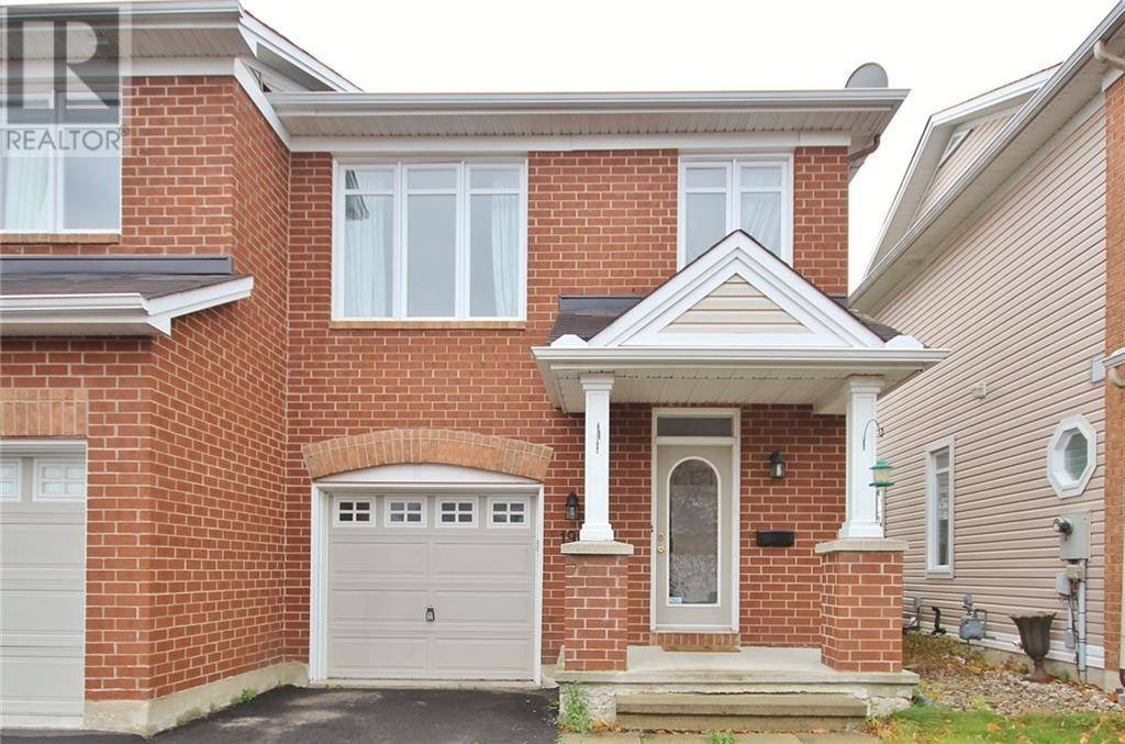 Townhouse for sale at 196 Parkin Circ Ottawa Ontario - MLS: 1174616