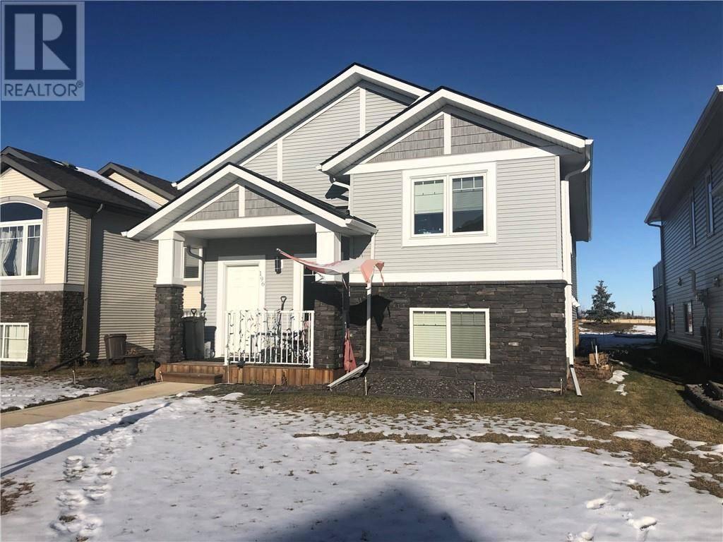 House for sale at 196 Sabre Rd Springbrook Alberta - MLS: ca0175594