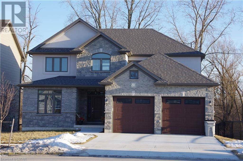 House for sale at 196 Union Ave North Komoka Ontario - MLS: 210649