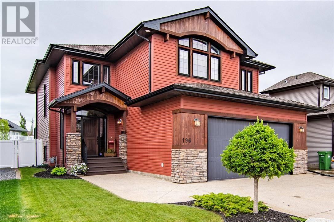 House for sale at 196 Vincent Cs Red Deer Alberta - MLS: ca0179658