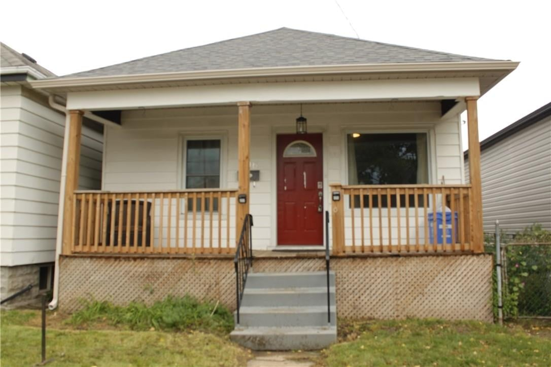 House for rent at 196 Weir St N Hamilton Ontario - MLS: H4089863