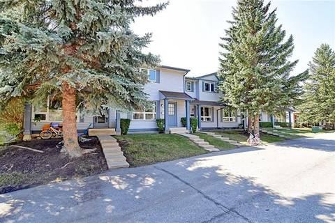 Townhouse for sale at 196 Woodmont Te Southwest Calgary Alberta - MLS: C4285626