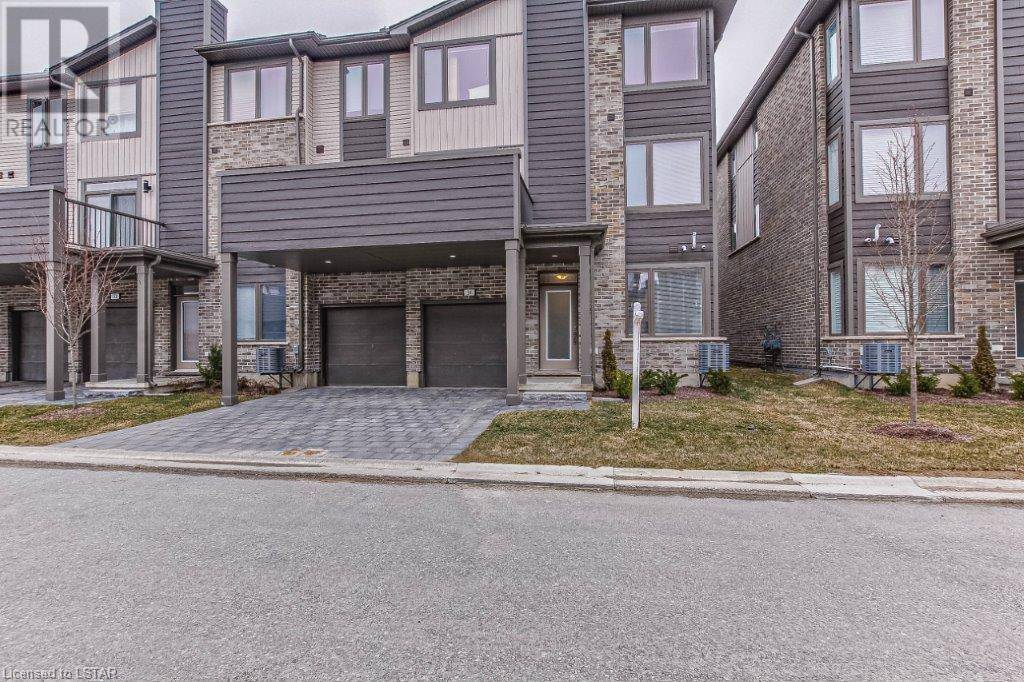 Townhouse for sale at 34 Dalmagarry Rd Unit 1960 London Ontario - MLS: 253079