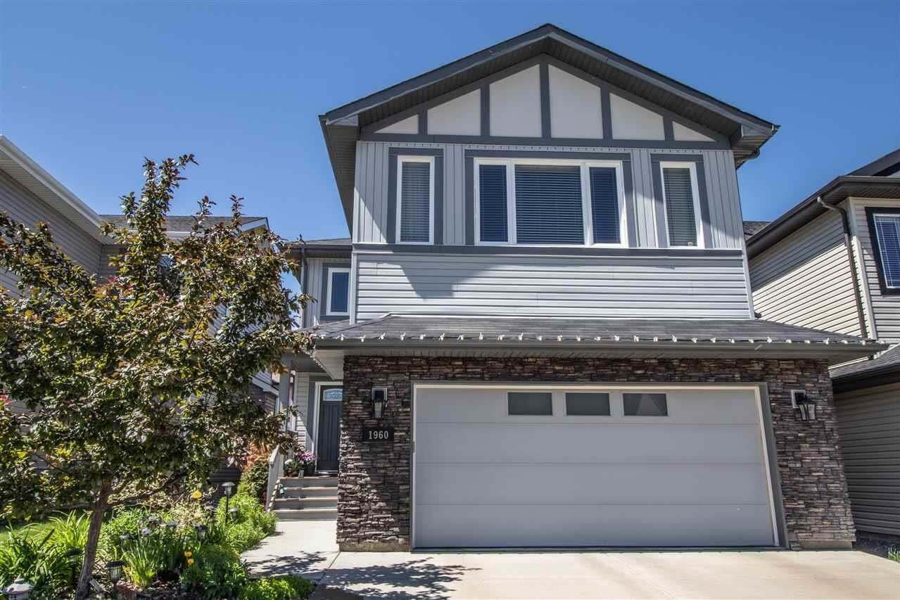 House for sale at 1960 67 St SW Edmonton Alberta - MLS: E4202959