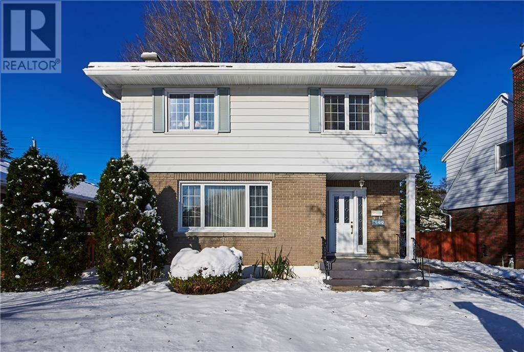 House for sale at 1960 Haig Dr Ottawa Ontario - MLS: 1175380