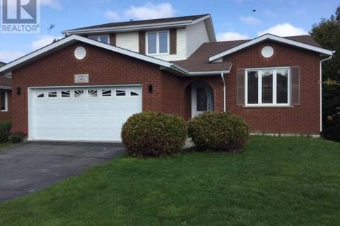 House for sale at 1961 Brierwood Ct Sudbury Ontario - MLS: 2072626